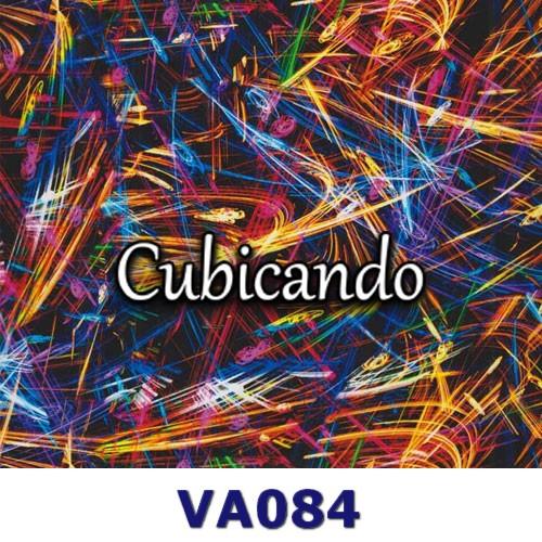 Pellicola per cubicatura effetto Multicolor