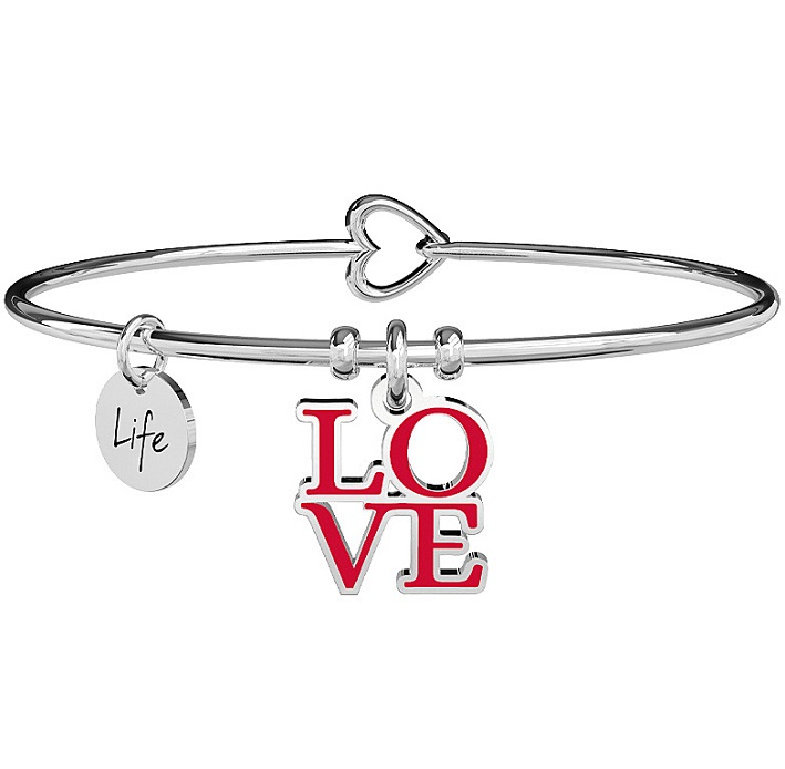Kidult Bracciale Love, LOVE
