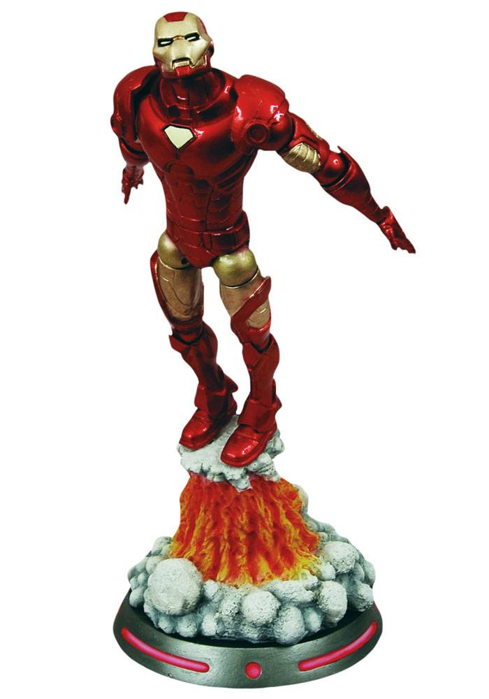 *PREORDER* Marvel Select Action Figure: IRON MAN by Diamond Select