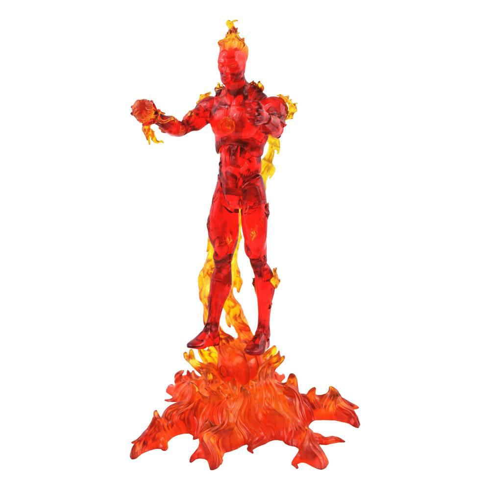 *PREORDER* Marvel Select Action Figure: TORCIA UMANA by Diamond Select