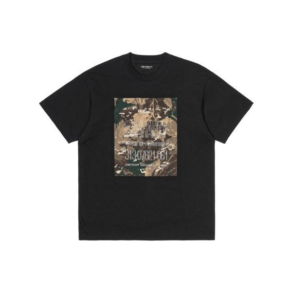 T-Shirt Carhartt Camo Mil
