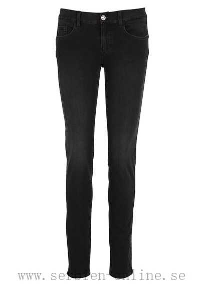 Liu Jo Black Lofty Denim da Donna