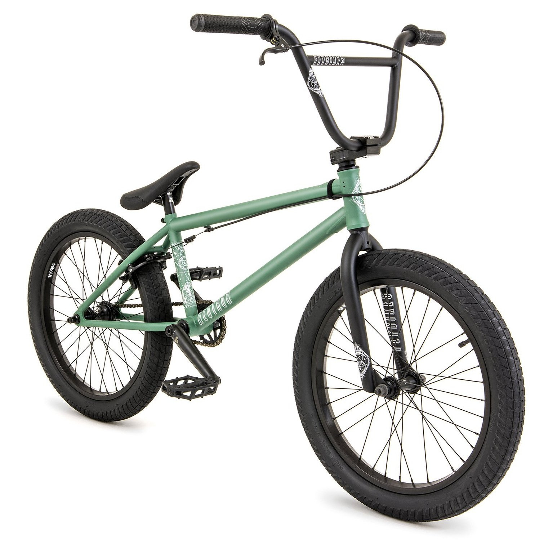 Flybikes Neutron 2021 Bmx | Colore Verde LHD