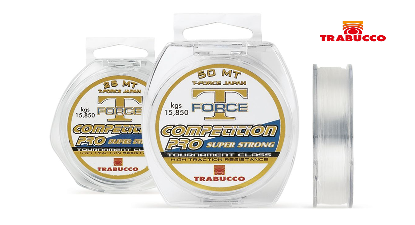 MONOFILO TRABUCCO T -FORCE COMPETION  PRO 5OMT