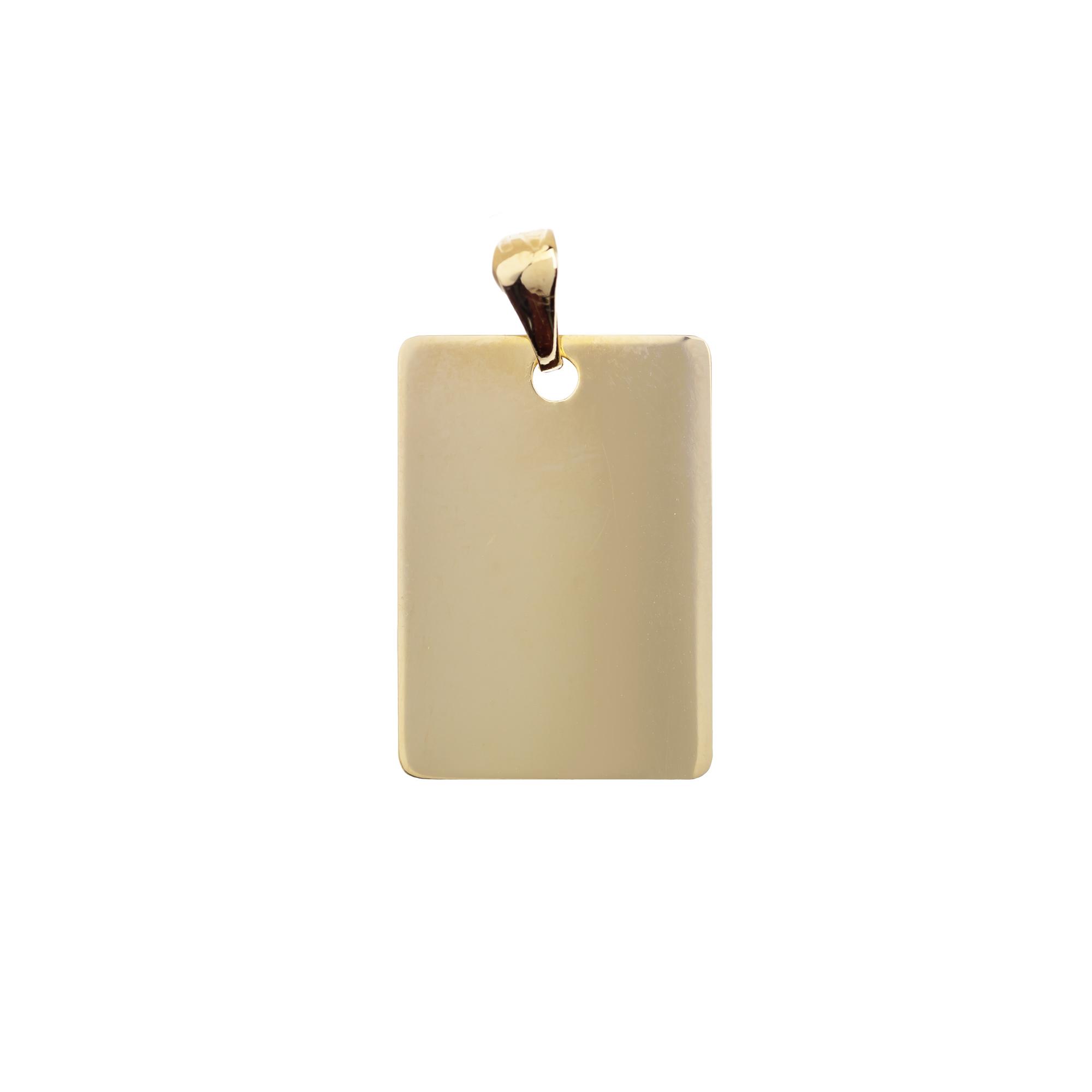 Ciondolo Oro18kt