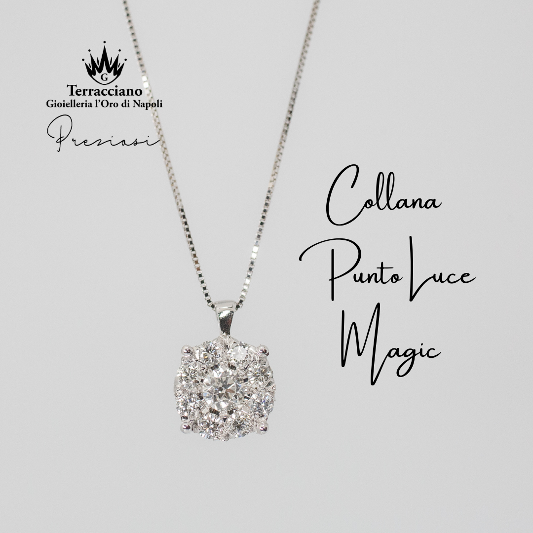Collana Magic Punto Luce 1.30