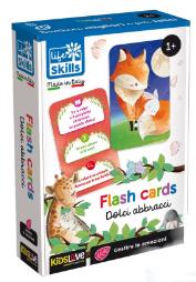 FLASH CARDS - Dolci Abbracci