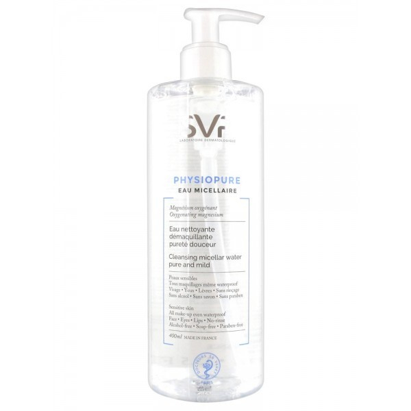 SVR Physiopure Eau Micellaire 400 ml