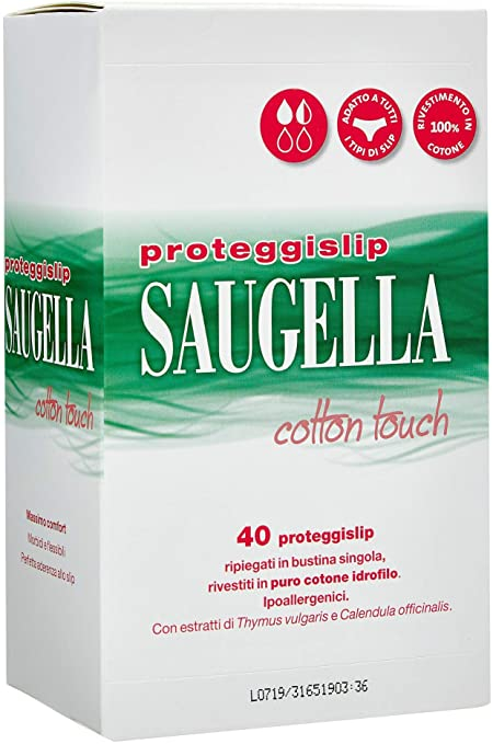 Saugella Cotton Touch 40 Proteggislip