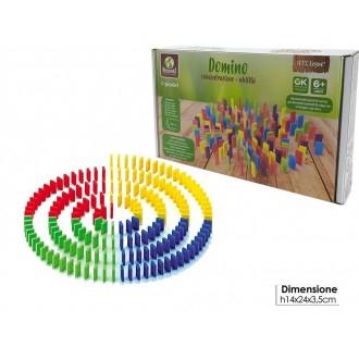 General Trade Gioco Domino Lego 120 Pz Colorati Gioco Interattivo