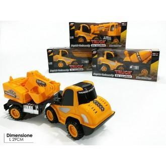 General Trade Automezzo Per Lavoro Colori Assortiti Giocattolo
