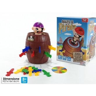 General Trade Gioco Salta Il Pirata Giocattolo per Bambini Istruttivo