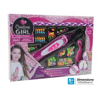 General Trade Creations Girl Set Creare Accessori Bambine Giocattoli Fai da Te