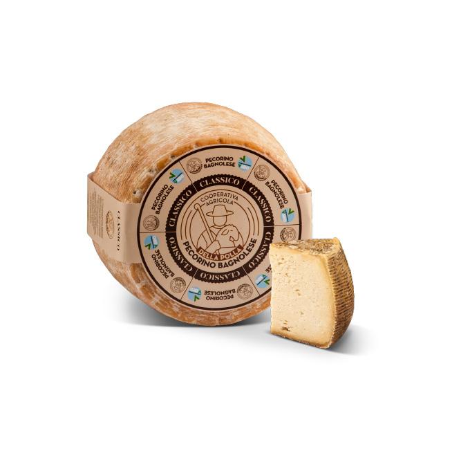 Pecorino Bagnolese Classico  - stagionatura 90 gg