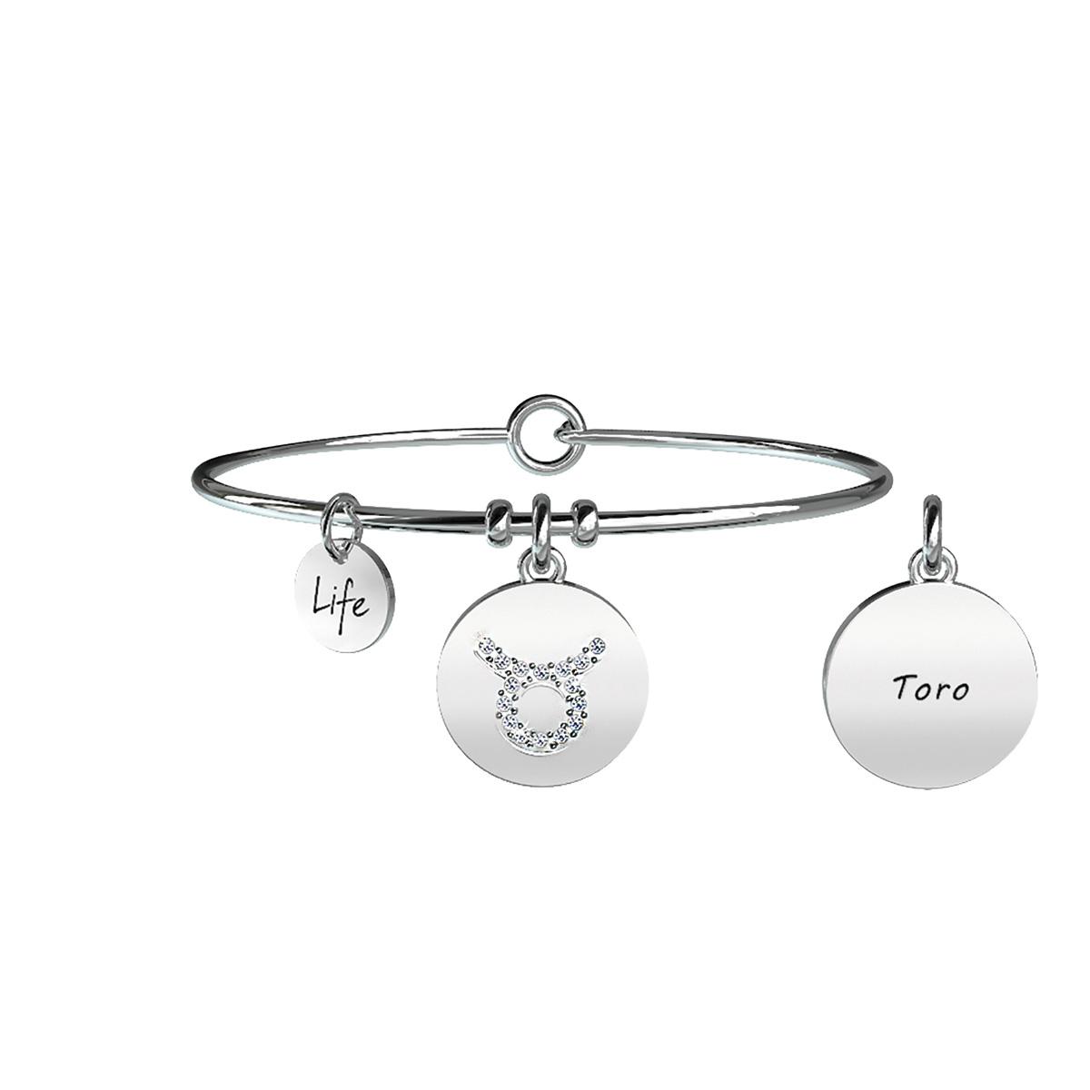 Bracciale Kidult Donna Symbols TORO | SENSUALE