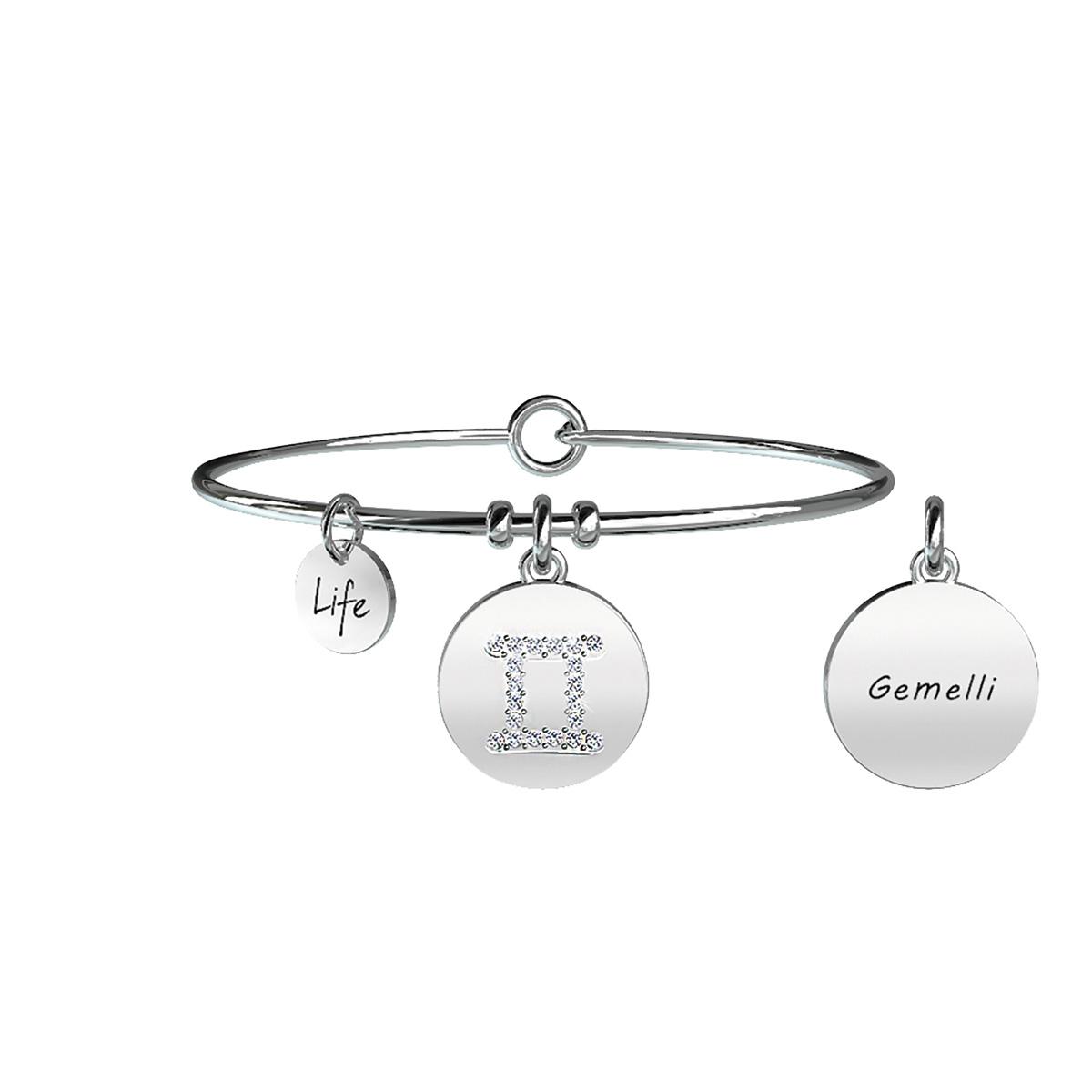 Bracciale Kidult Donna Symbols GEMELLI | BRILLANTE