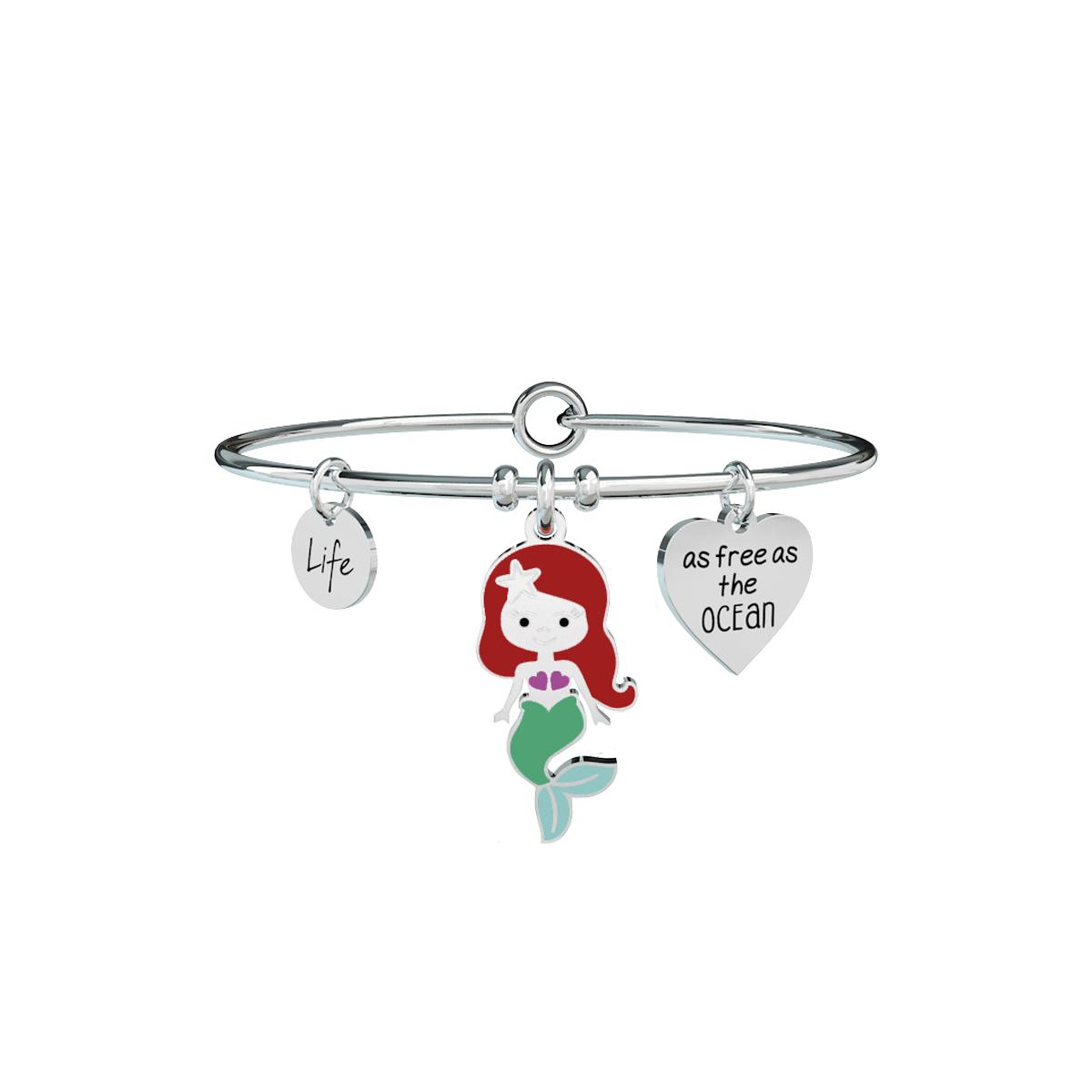 Bracciale Kidult Donna Symbols SIRENA | LIBERTÀ