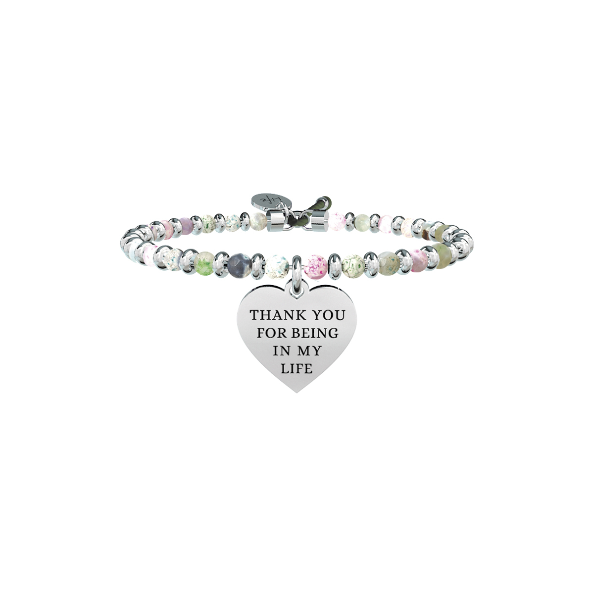 Bracciale Kidult Donna Love CUORE   IN MY LIFE