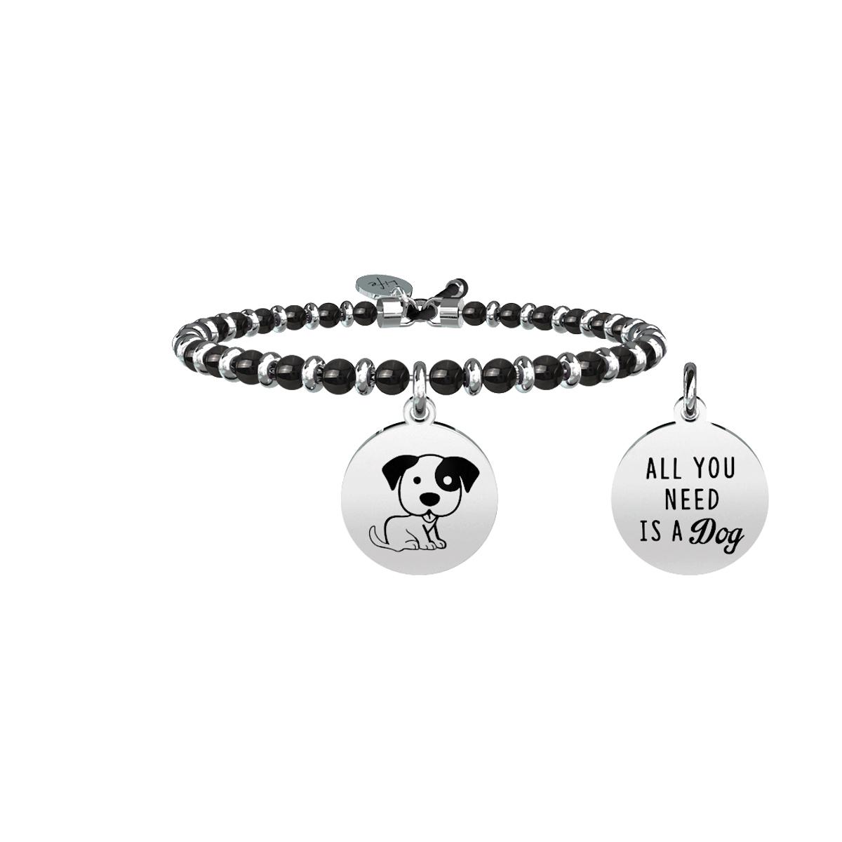 Bracciale Kidult Donna Animal Planet CANE | AFFETTO
