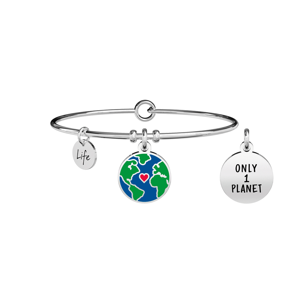 Bracciale Kidult Donna Nature ONLY 1 PLANET