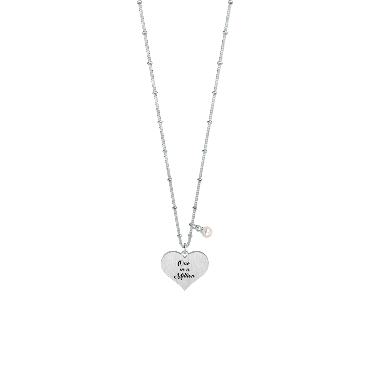 Collana Kidult Donna Love CUORE | ONE IN A MILLION