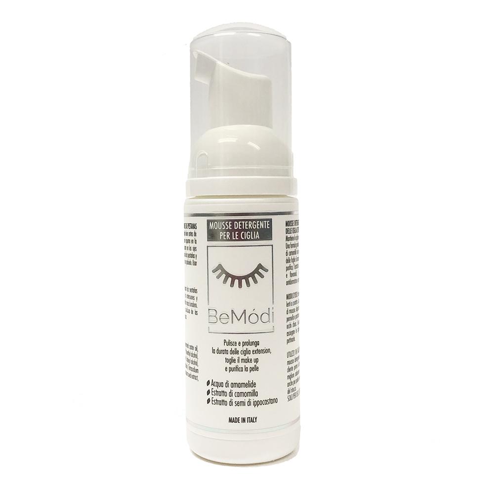 Espuma limpiadora para pestañas 50 ml