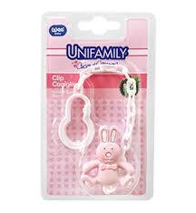 UNIFAMILY CLIP CON CONIGLIO GIRL