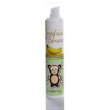 DENTIFRICIO BANANA 50ML