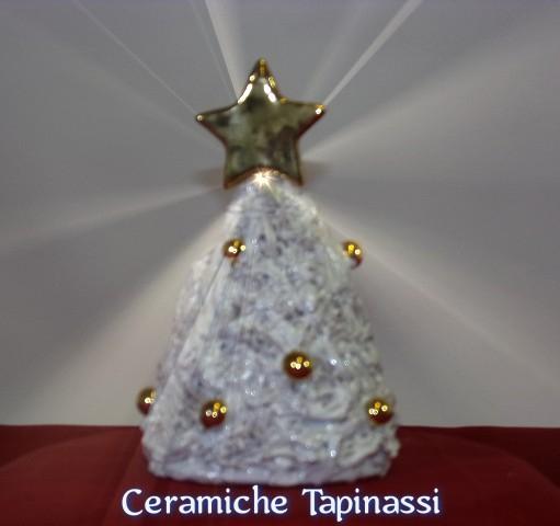Albero di Natale H.Cm.10