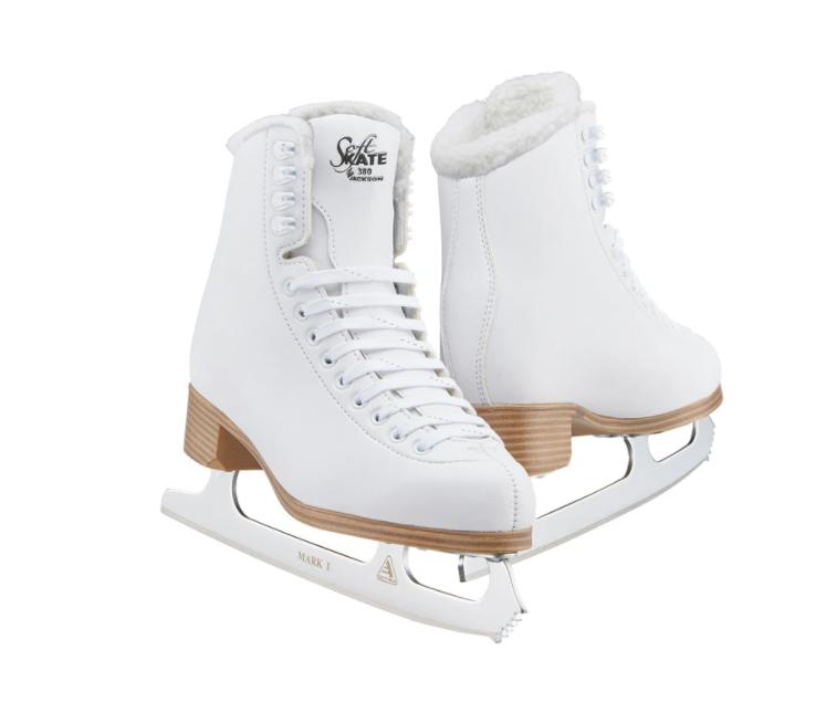 Pattini completi Jackson 380 White