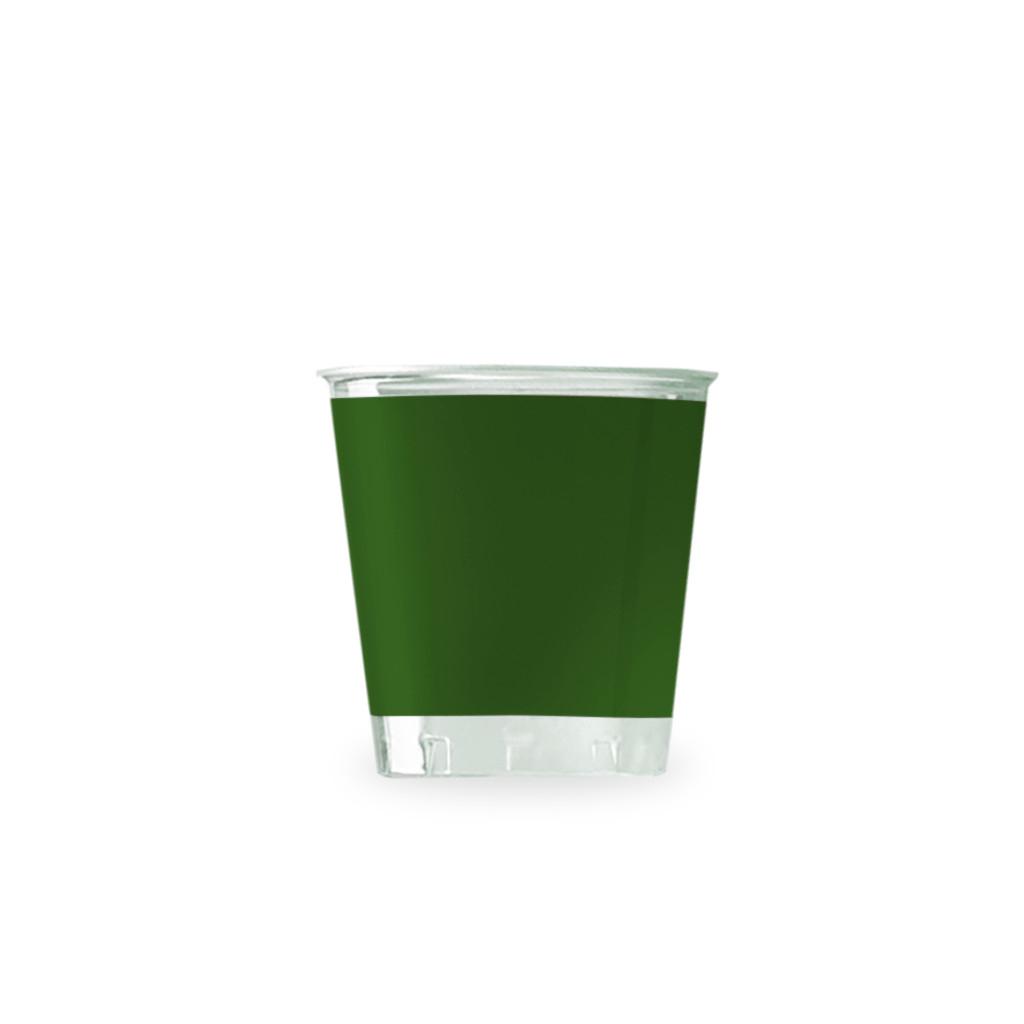 Bicchiere Kristall verde