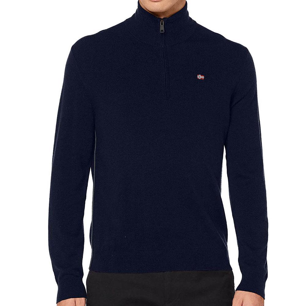 Napapijri maglione Damavand H2 con zip