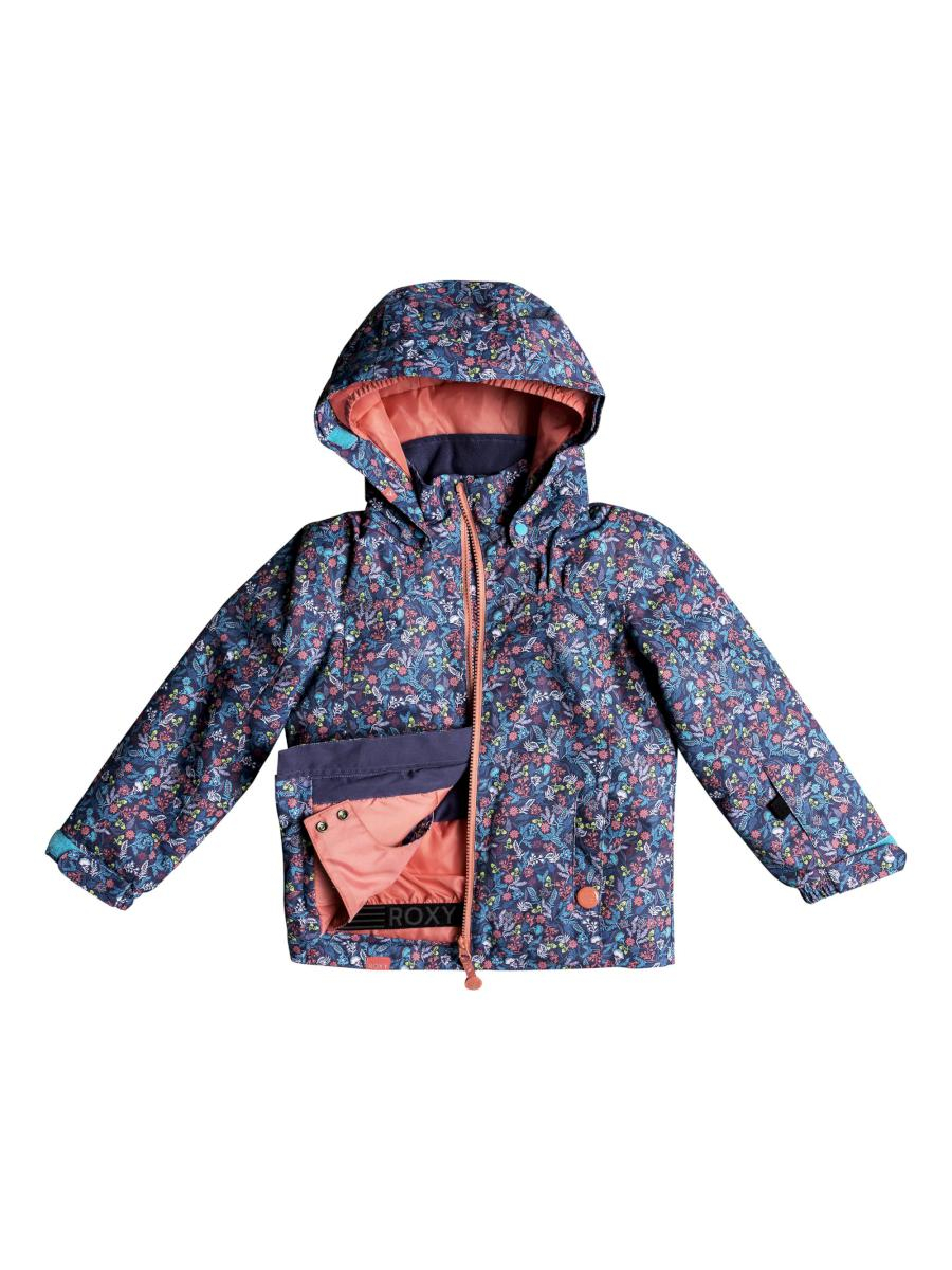 Giacca Roxy KIDS Mini Jetty Girl Jacket Lille