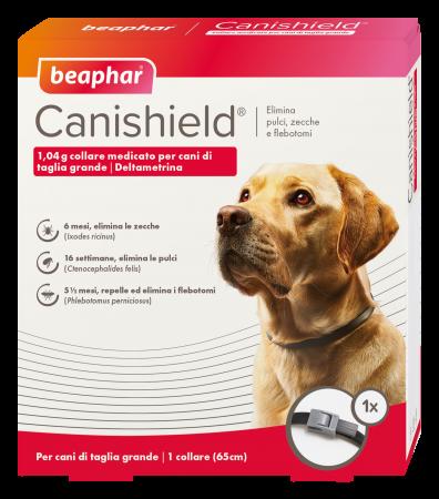Beaphar - Collare Antiparassitario - Canishield - Taglia grande