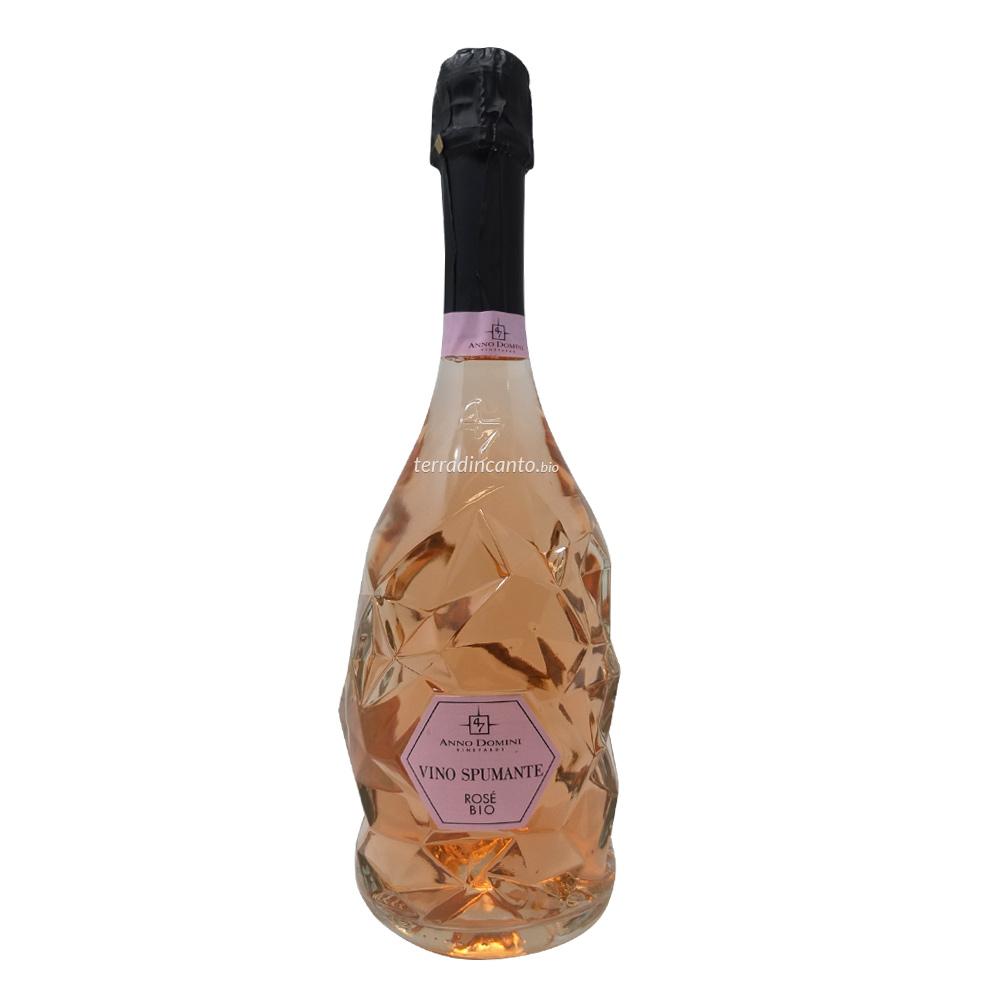 Vino spumante rosé 47 anno domini