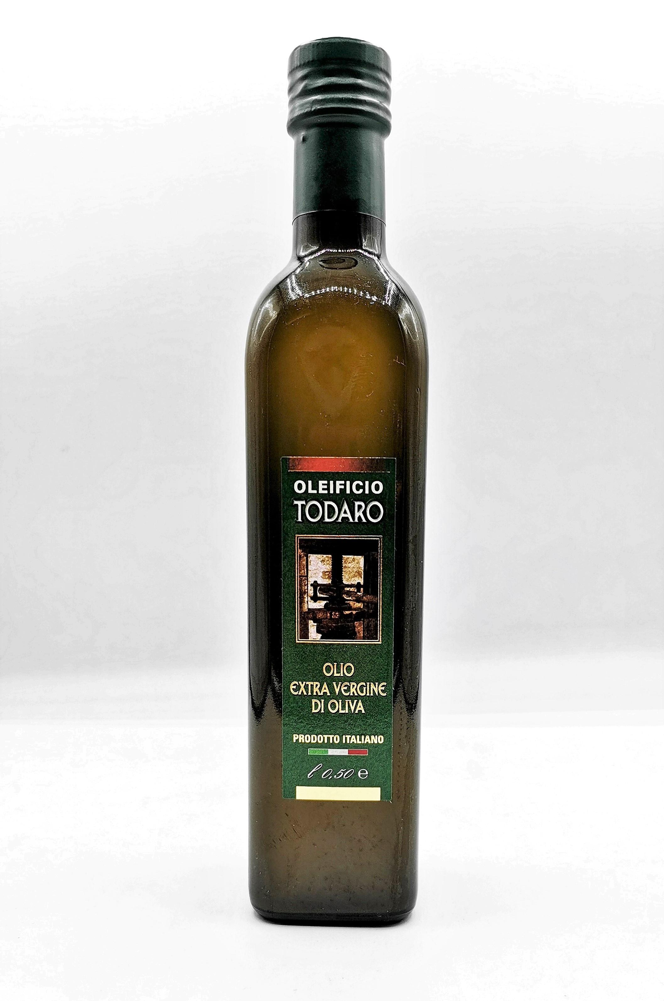 Olio extra vergine d'oliva, Oleificio Todaro 0.5l
