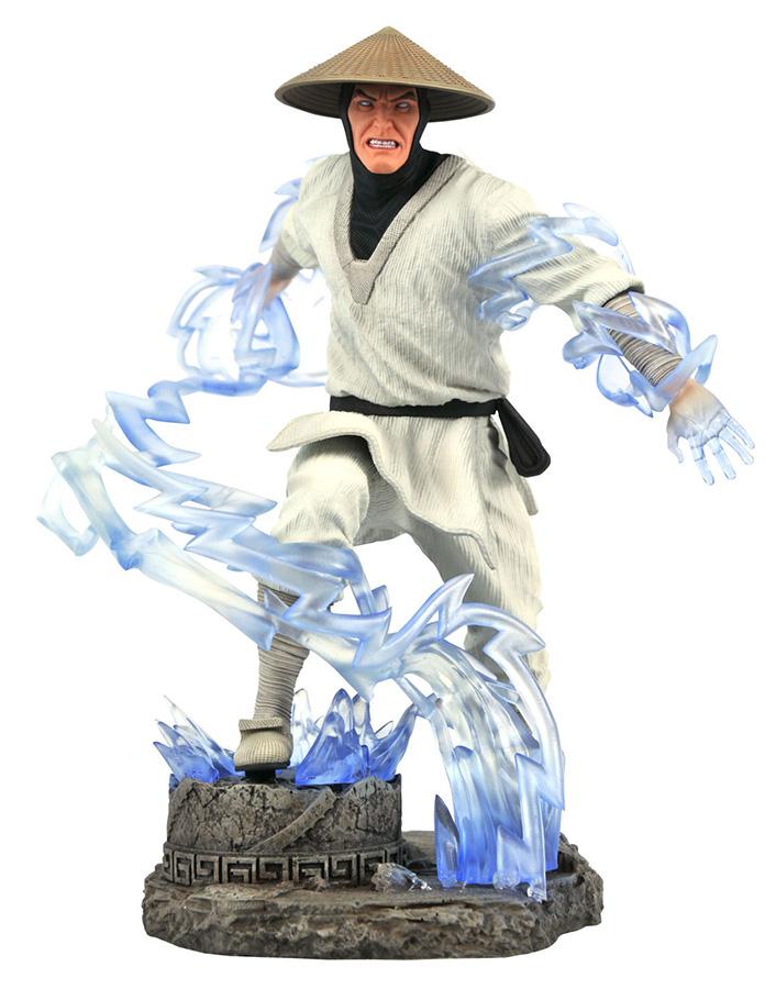 *PREORDER* Mortal Kombat 11 Statua: RAIDEN by Diamond Select