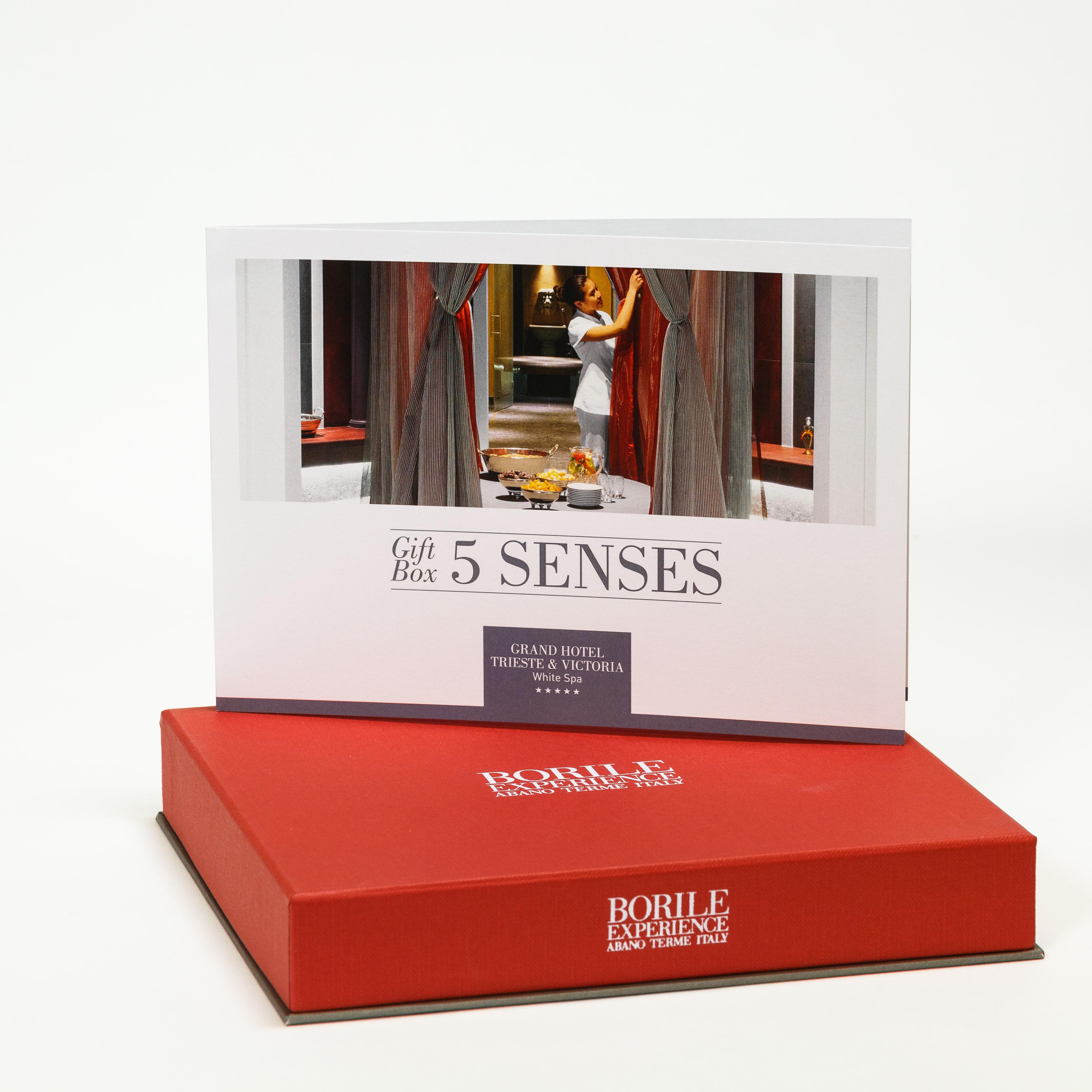 5 Senses - GRAND HOTEL TRIESTE VICTORIA *****