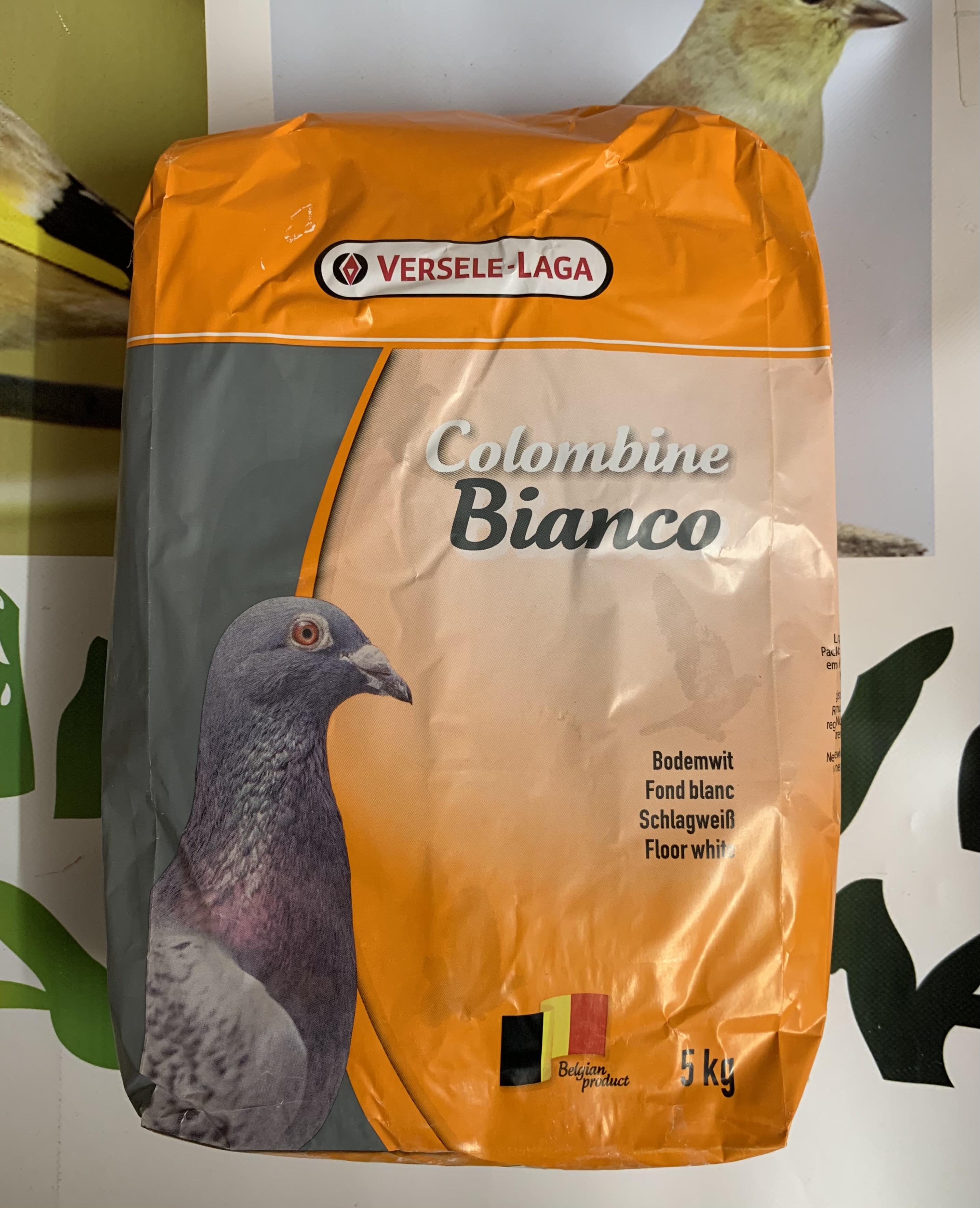COLOMBINE BIANCO (Disinfettante) 5kg