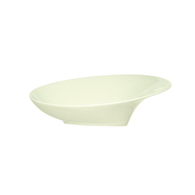 Bowl oval silhouette cm.18.