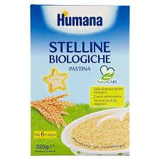 Stelline Humana 320 G