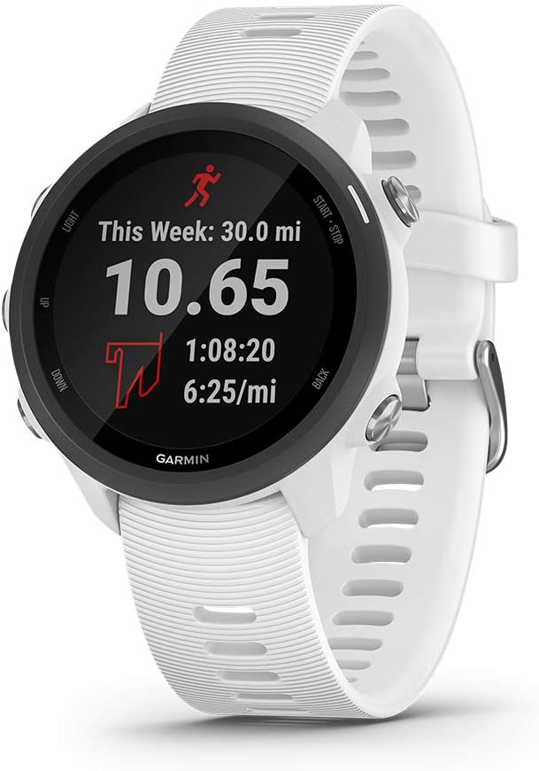 Garmin Forerunner 45 White small