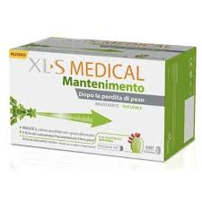 XLS Medical Mantenimento Integratore per il Mantenimento del Peso