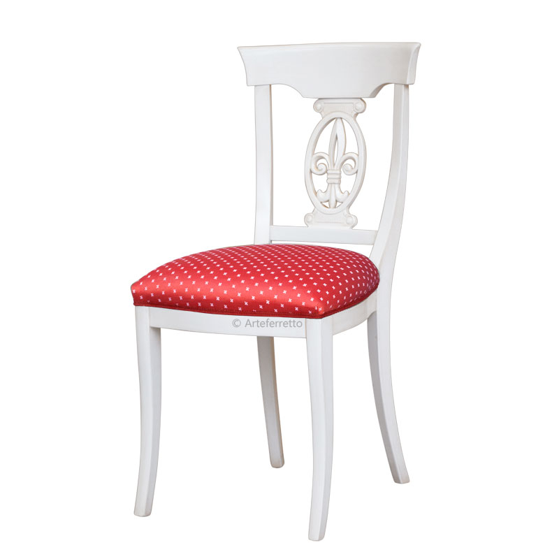 Lacquered chair 'Light Style'