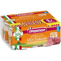 Plasmon vitello 4x80g