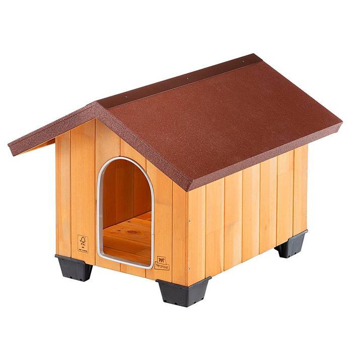 DOMUS SMALL Cuccia per cani da esterno 60,5 x 73,5 x h 54,5 cm