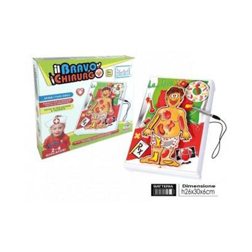General Trade Il Bravo Chirurgo Bambini Imparare Il Corpo Umano Aspiranti Piccoli Chirurghi Imparare e Divertirsi Giocattolo