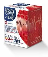 Colesterolo Act Plus 60 compresse