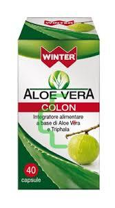 Aloe Vera WInter Colon 40 capsule