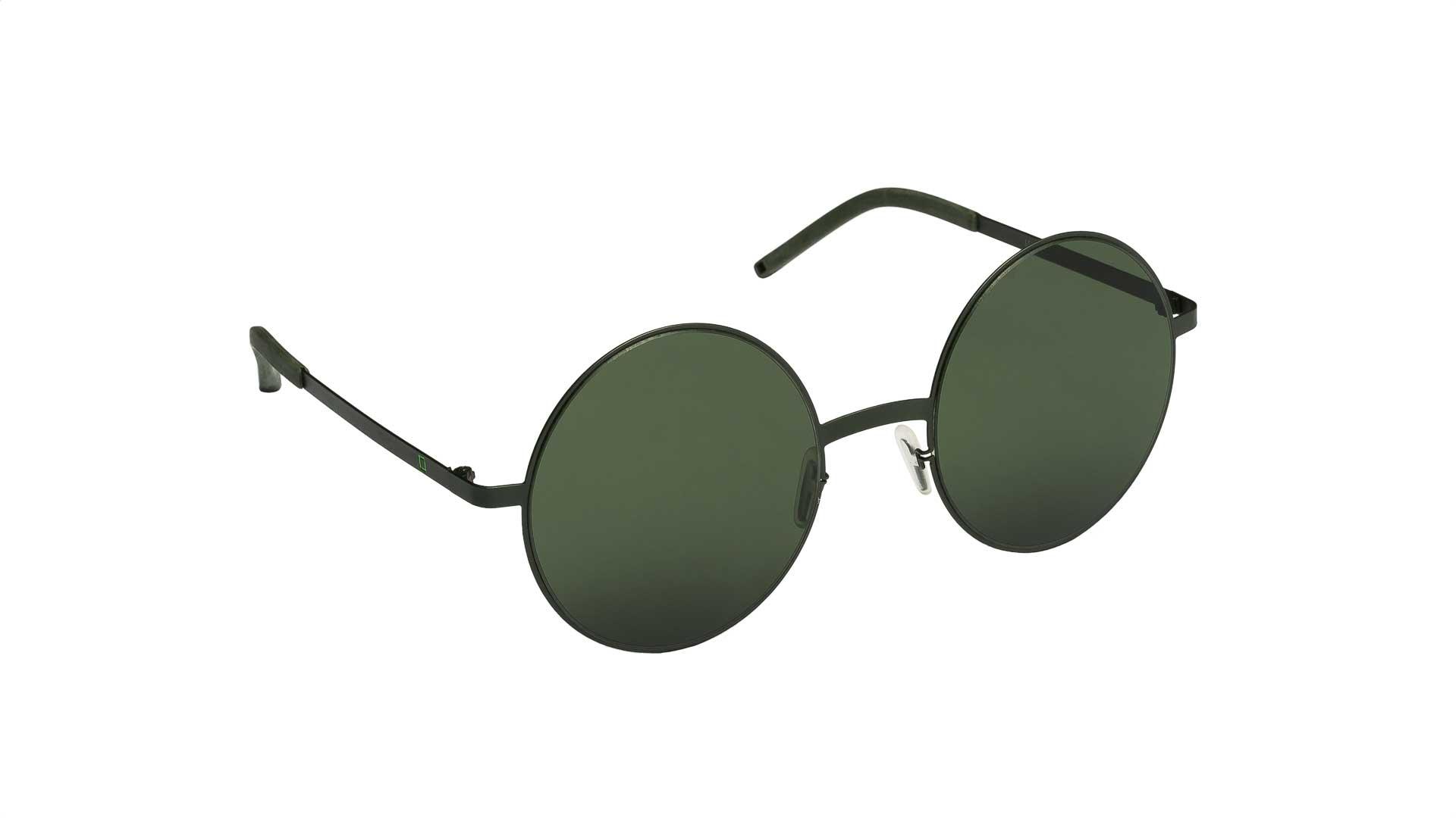 Occhiali da sole Mediterraneo colore verde